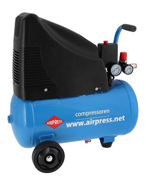 Ölfreier Kompressor HL 215-25 Airpress 36741-K1