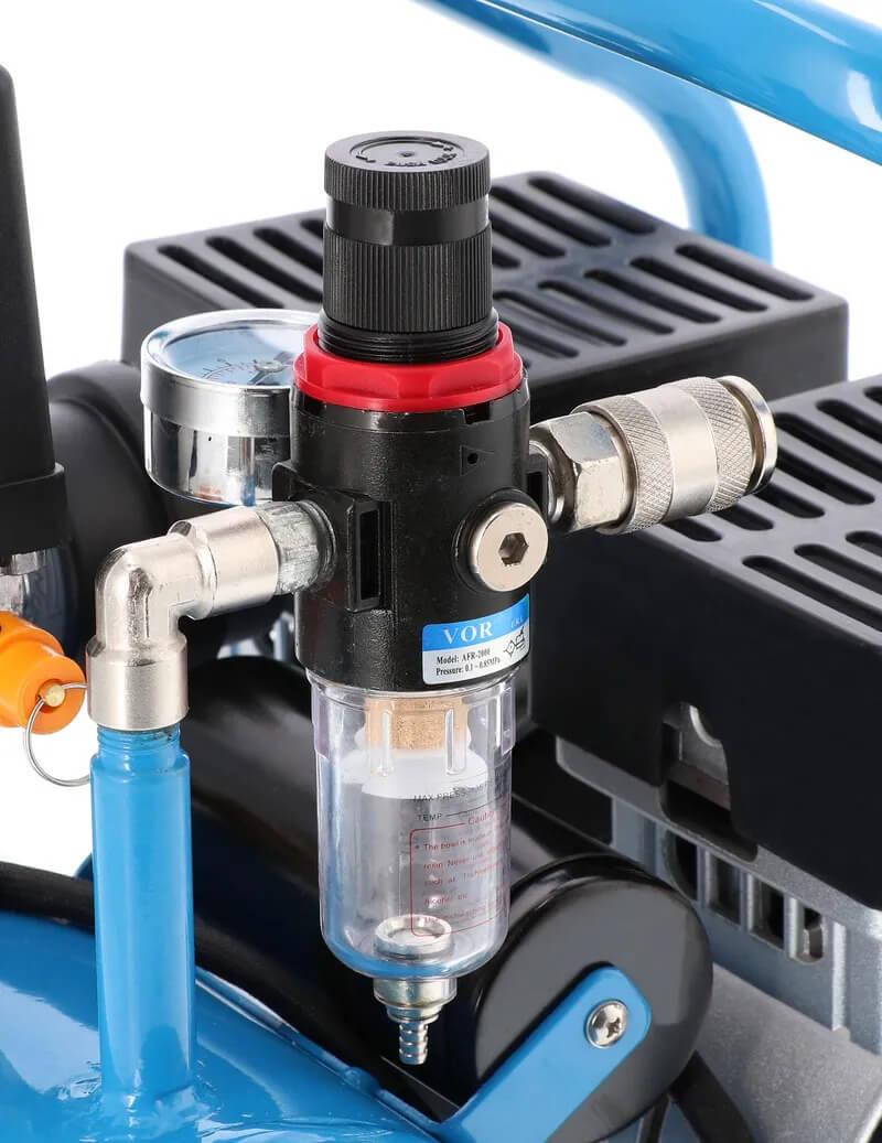 Öl Wasserabscheider Flüsterkompressor Airpress 36743