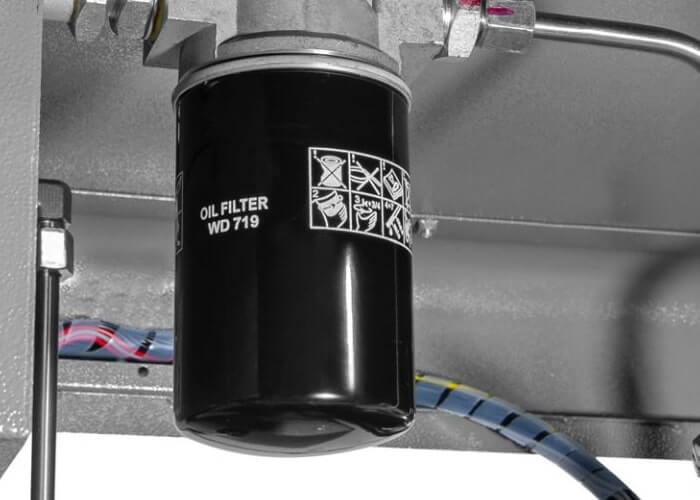 Schraubbarer Ölfilter APS 7.5 Combi Dry X