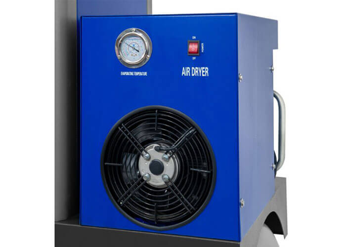 Kältetrockner Schraubenkompressor APS 7.5 Combi Dry X