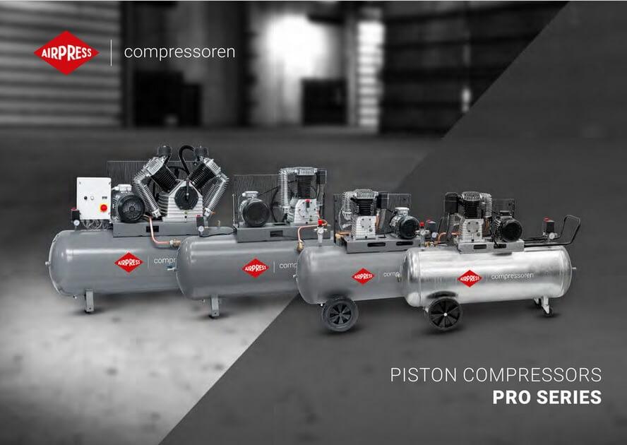 Kolbenkompressorem PRO Serie