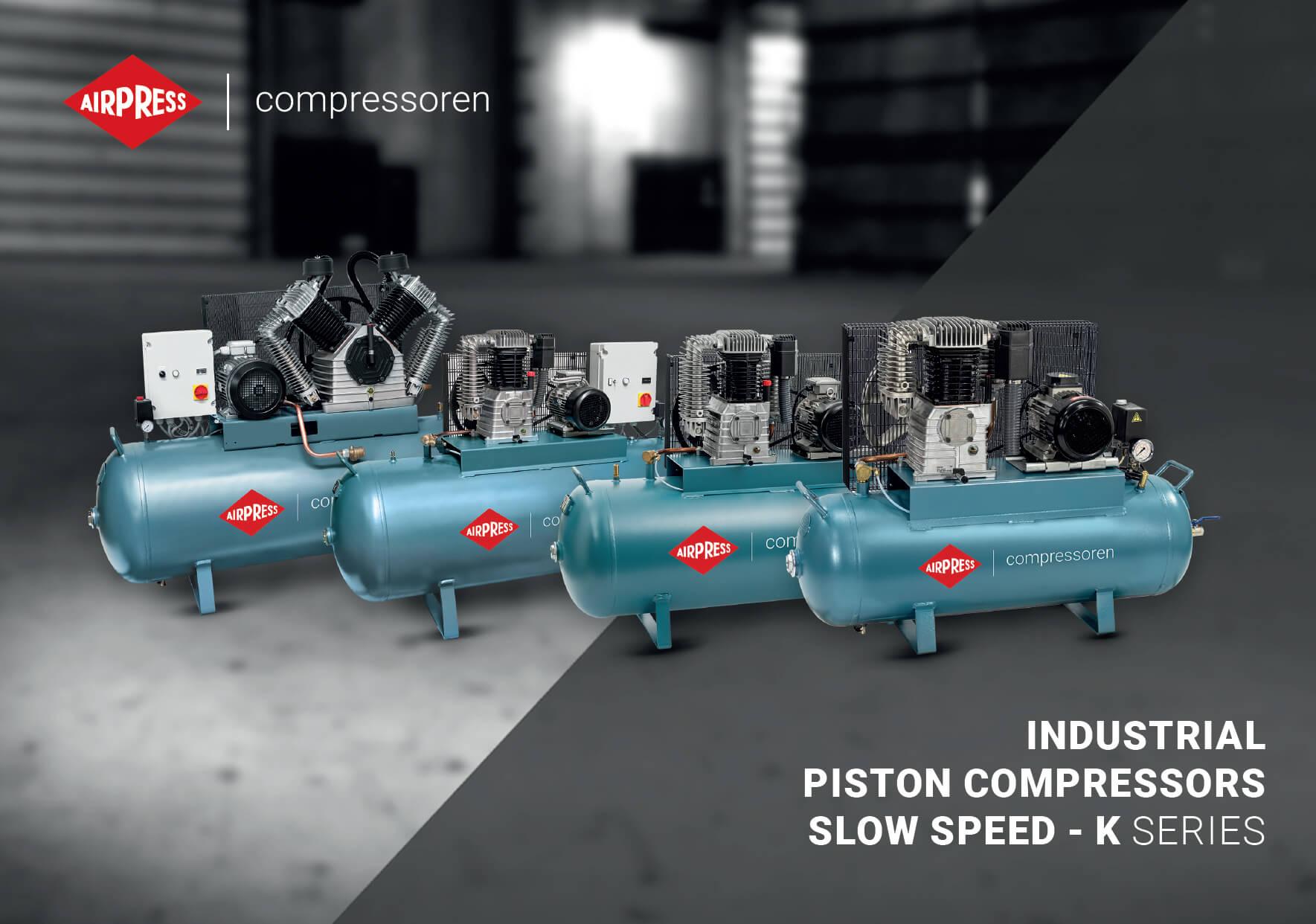 Kolbenkompressoren der K-Serie