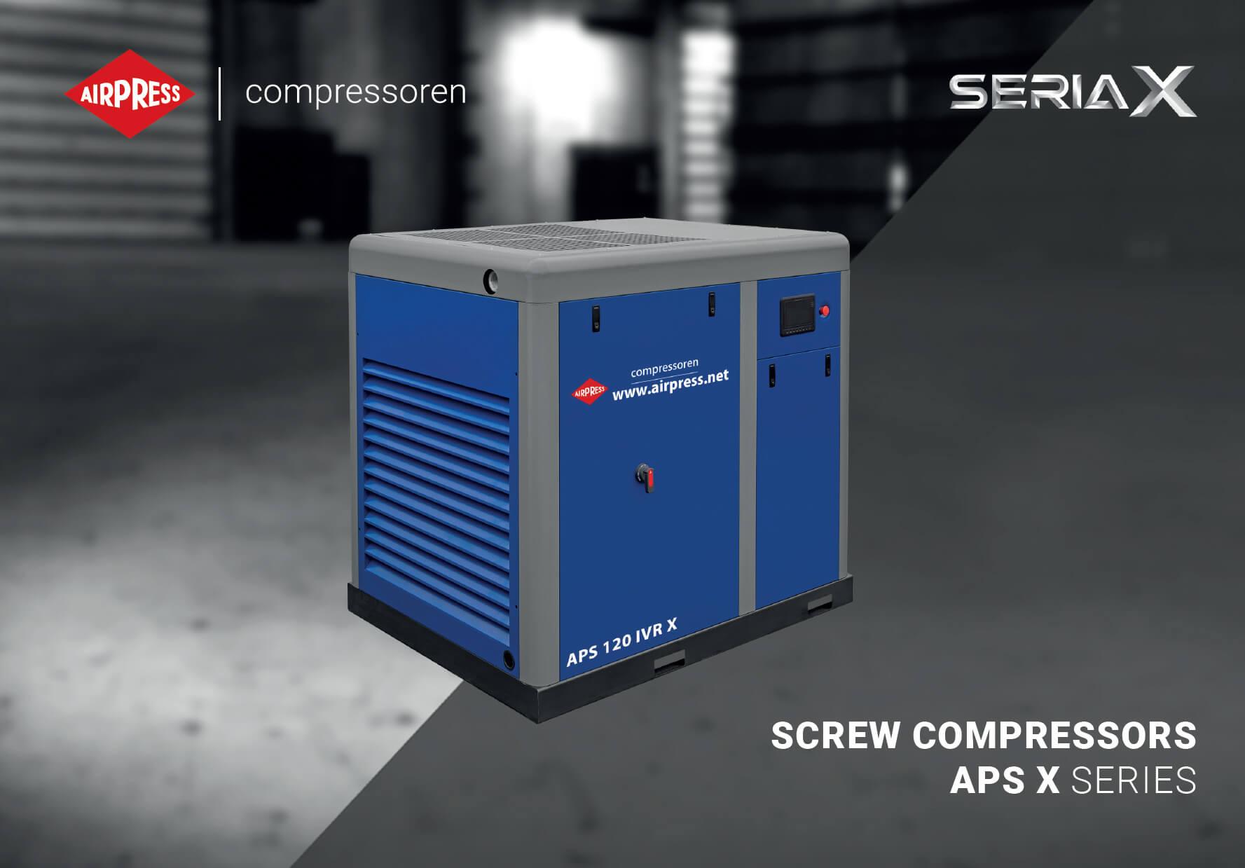X-Serie Schraubenkompressoren